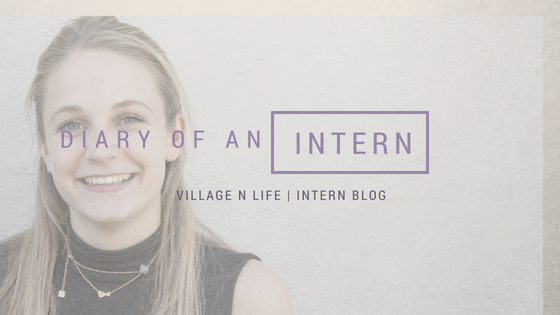 Diary of an Intern: Milou Says Goodbye