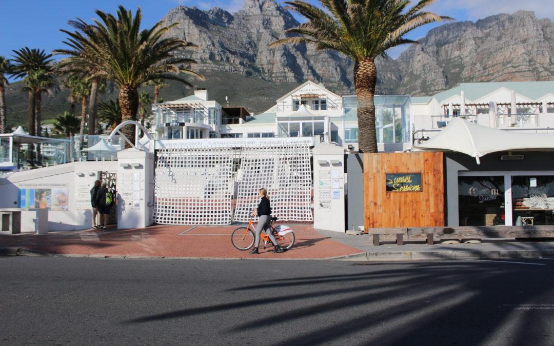 Biking at The Bay Hotel
