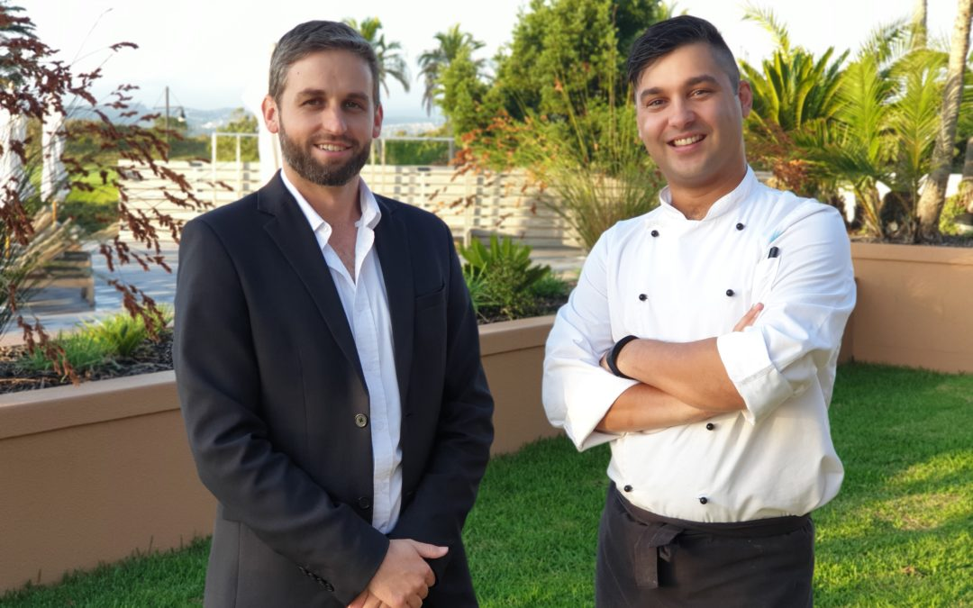 New Team at the Helm of Pezula Hotel's Restaurant and Bar