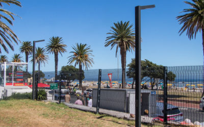 The Bay Hotel Sponsors New Lights to Illuminate Camps Bay Sidewalk