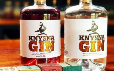 Knysna Gin: A Delicious Homage to The Garden Route